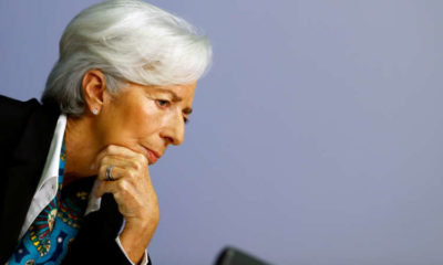 ECB launches small climate-change unit to lead Lagarde's green push 12