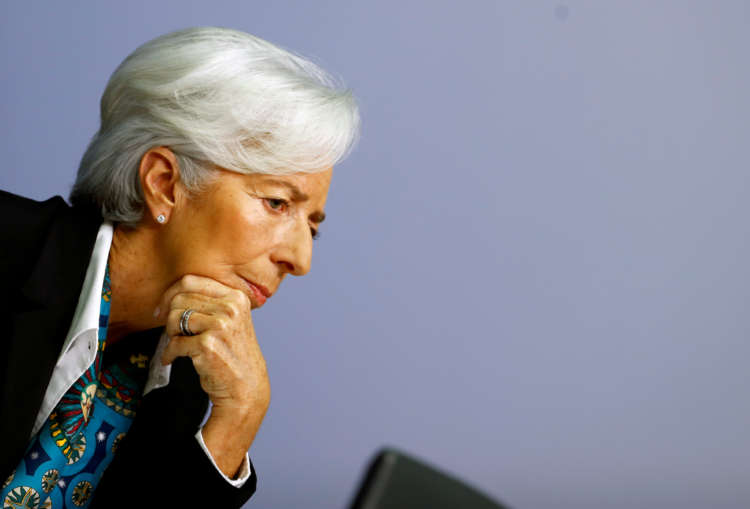 ECB launches small climate-change unit to lead Lagarde's green push 1