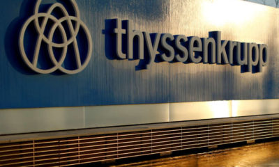 Britain's Liberty Steel firms up offer for Thyssenkrupp steel unit 4