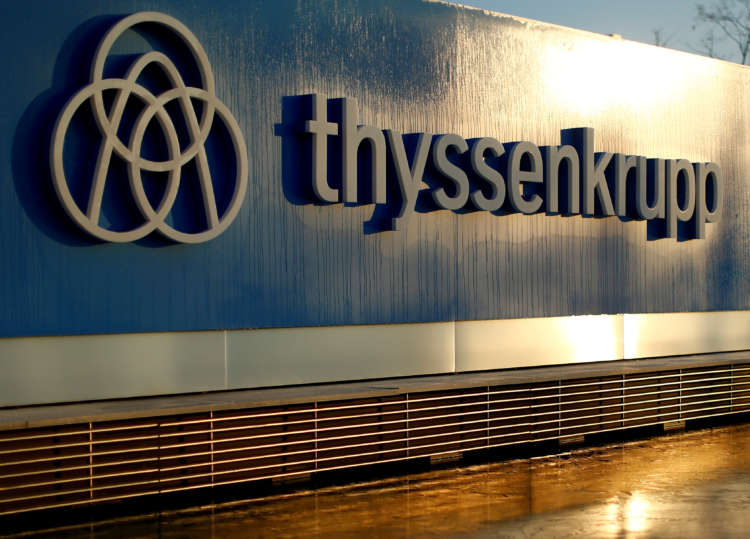 Britain's Liberty Steel firms up offer for Thyssenkrupp steel unit 5
