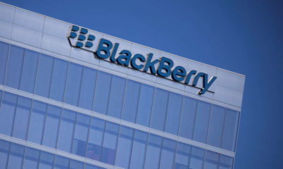 BlackBerry says unaware of reason for stock price surge 22