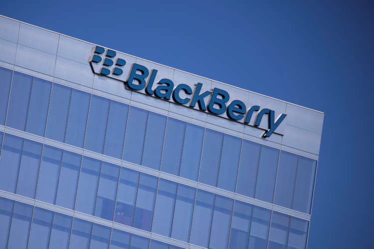 BlackBerry says unaware of reason for stock price surge 23