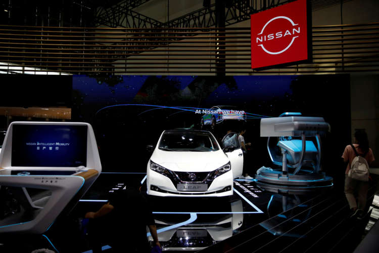 Nissan flips the switch on electric reboot in China 7