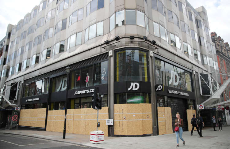 JD Sports confirms exploring additional funding options 18