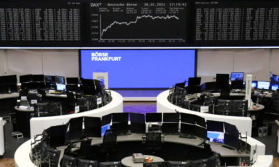 German GDP downgrade and coronavirus worries hammer European stocks 18