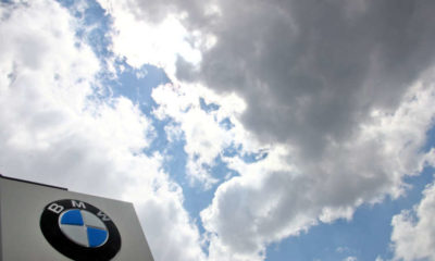 BMW says 2020 cash flow exceeded market expectations 12