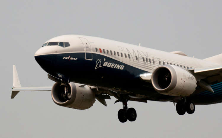 Europe lifts safety ban on Boeing 737 MAX jet 7