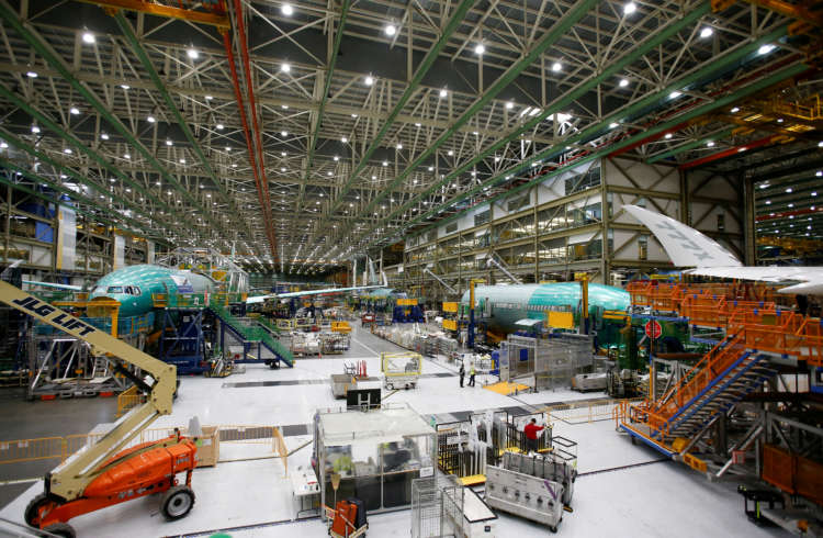 Lurching from crisis to crisis, Boeing delays 777X with demand hobbled 5