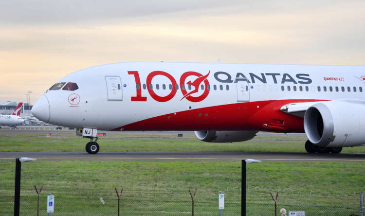 Qantas and BP unveil strategic partnership to reduce carbon emissions 7
