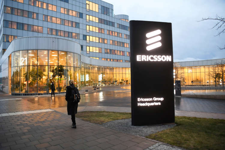 Ericsson's quarterly results beat forecast as 5G lifts off 1