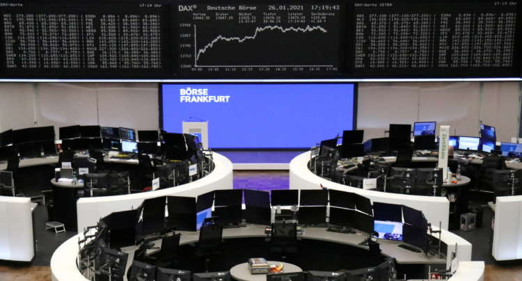 Europe stock futures track Asia, U.S. losses on retail trading frenzy jitters 1
