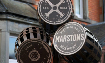 UK brewer and pubs group Marston's attracts U.S. private equity approach 15