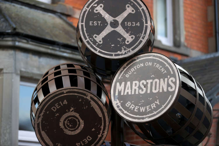 UK brewer and pubs group Marston's attracts U.S. private equity approach 16