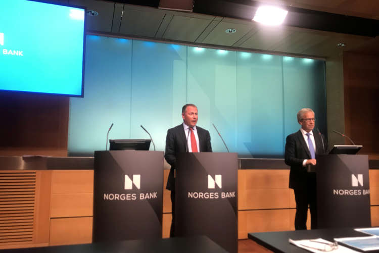 For first time, Norway's wealth fund ditches firms over tax transparency 12