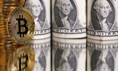 Dollar wallows at two-week low; bitcoin steadies after surge past $48,000 5