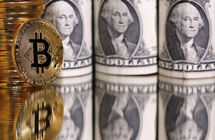 Dollar wallows at two-week low; bitcoin steadies after surge past $48,000 6