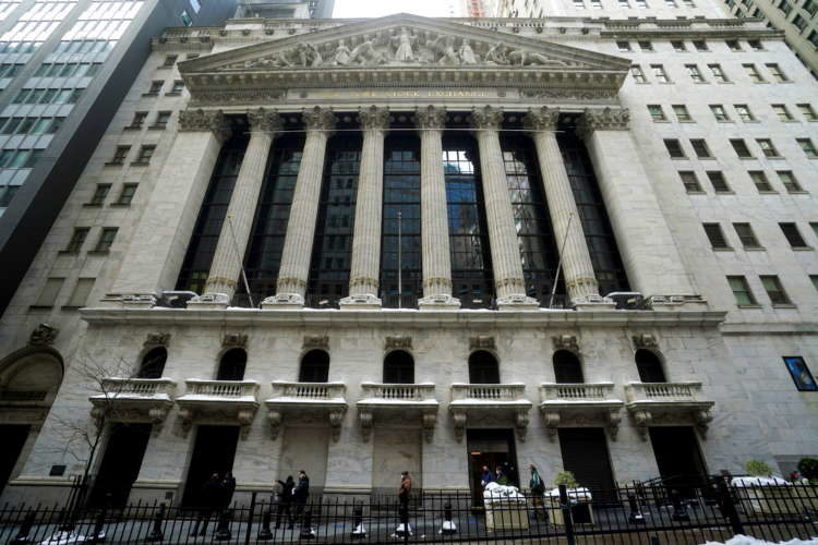 Stocks hit record highs; yields highest since March 2