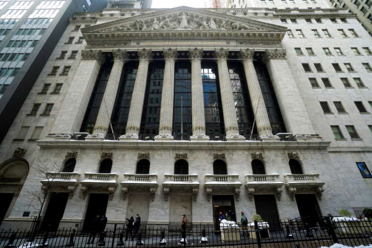 Stocks hit record highs; yields highest since March 22
