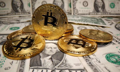 Dollar heavy as clues sought on pace of U.S. recovery; bitcoin near record high 17