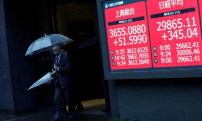 Japan stocks hit multi-decade high on economic optimism 15