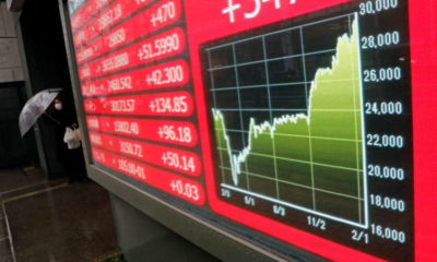 Nikkei back above 30,000 after more than three decades 13