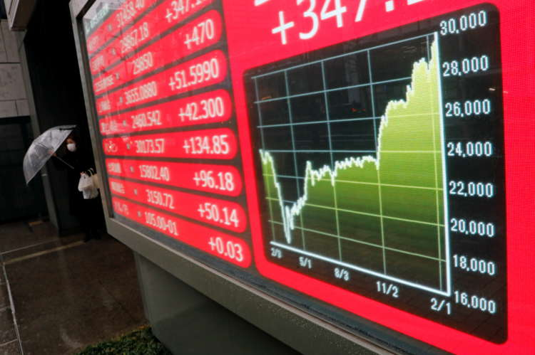 Nikkei back above 30,000 after more than three decades 14