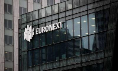 Stock market operator Euronext hires UBS' Novelli as new chairman 9