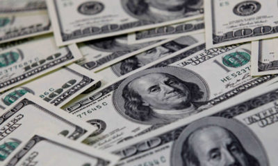 Dollar on back foot as market optimism lifts riskier currencies 1