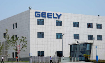 Geely departs from convention with plan for new EV unit - sources 1