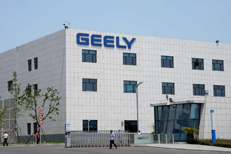 Geely departs from convention with plan for new EV unit - sources 2