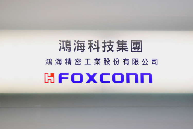 "Foxconn chairman says expects ""limited impact"" from chip shortage on clients 18"