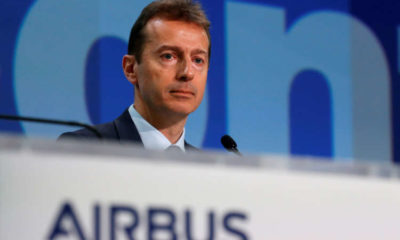 Airbus CEO urges trade war ceasefire, easing of COVID travel bans 3