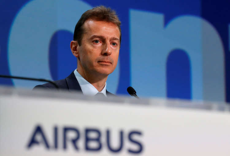 Airbus CEO urges trade war ceasefire, easing of COVID travel bans 4
