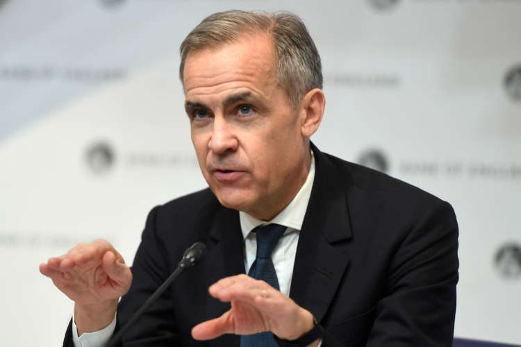 Former Bank of England Governor Carney joins board of digital payments company Stripe 2
