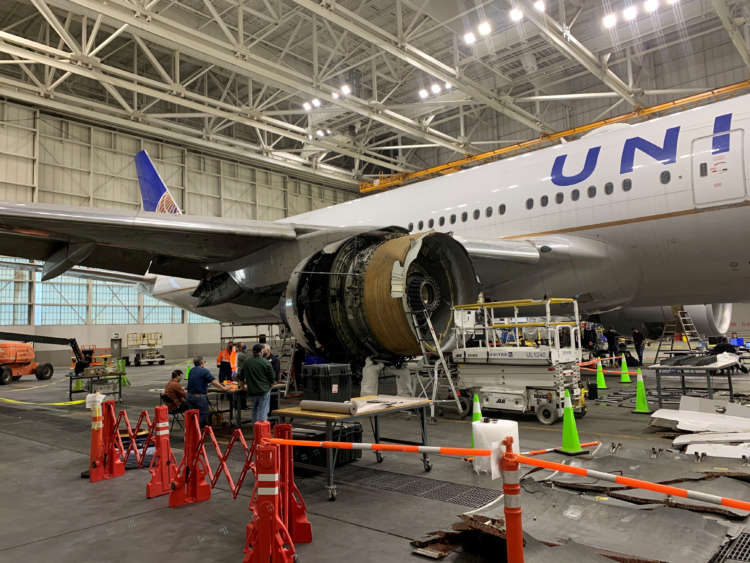 Analysis: Boeing alters course in speedy response to engine blowouts 9