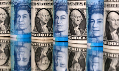Dollar falls as risk appetite increases, kiwi ruffled by RBNZ 16