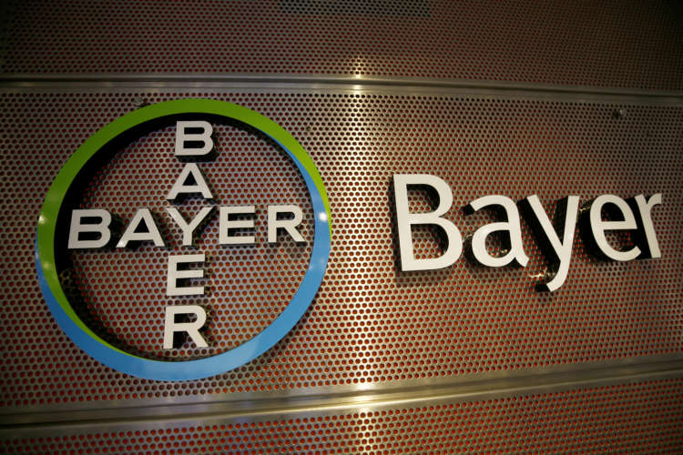 Bayer fourth-quarter core earnings below market view on forex hit 14