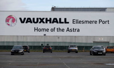 Decision on UK Vauxhall car plant's future due 4