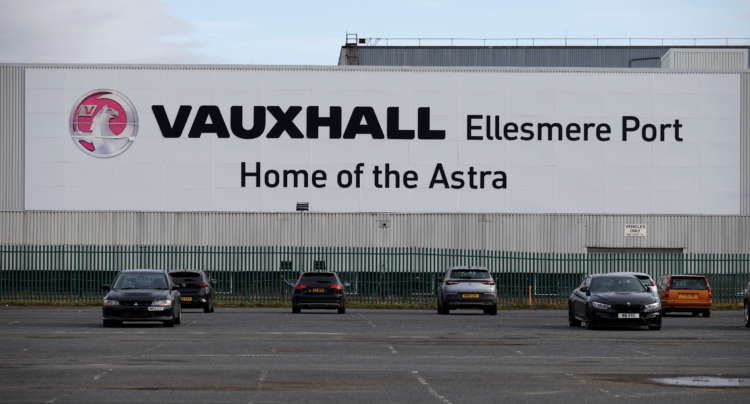 Decision on UK Vauxhall car plant's future due 5