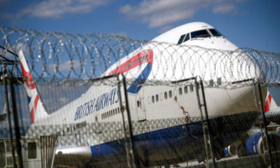 Pandemic pushes BA-owner IAG to a 4.4 billion euro loss in 2020 6