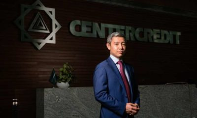 Galim Khussainov, Chairman of the Management Board, Bank CenterCredit