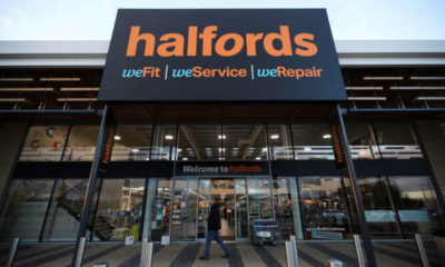 Cycling boom pushes Halfords annual profit towards 100 million pounds 12
