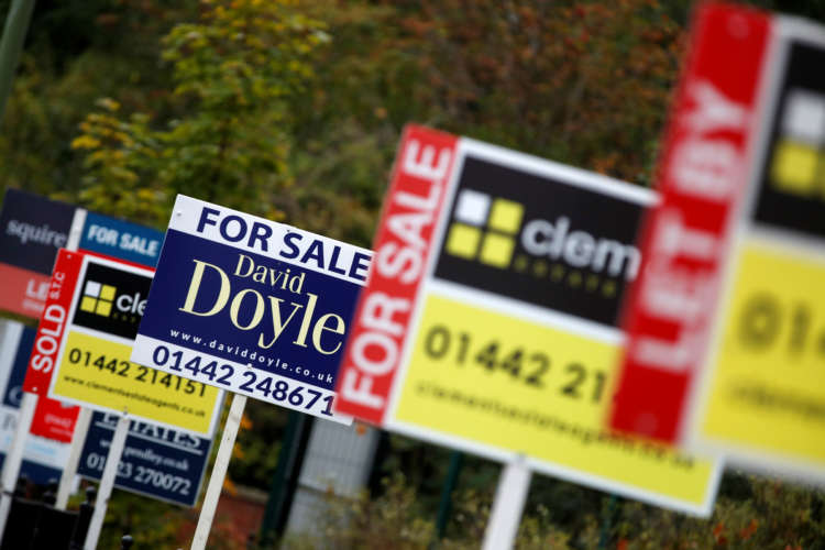 UK house price growth picks up unexpectedly in February - Nationwide 4