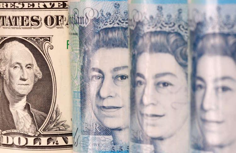 Sterling slips to 2-1/2 week low against dollar, eyes turn to UK budget 2