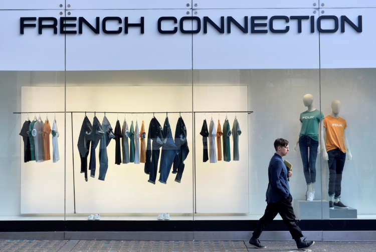 French Connection window shopping for offers again as suitor backs out 11