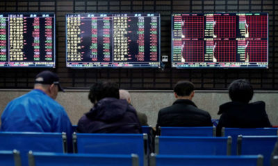 Asian stocks edge higher, Aussie in demand on recovery signs 12