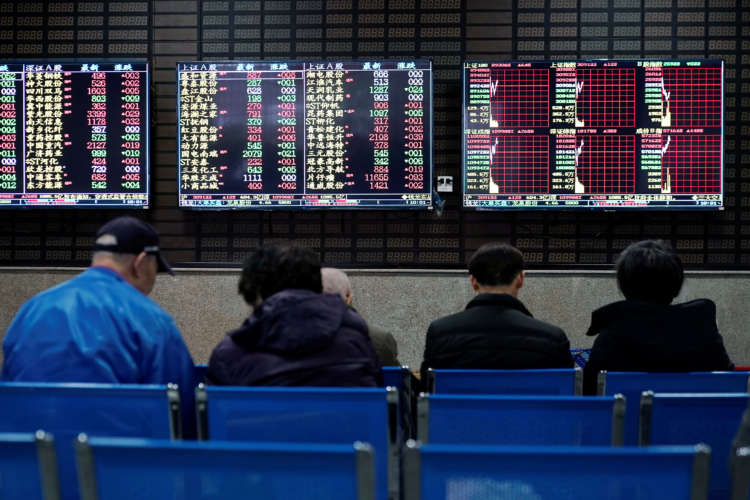 Asian stocks edge higher, Aussie in demand on recovery signs 13