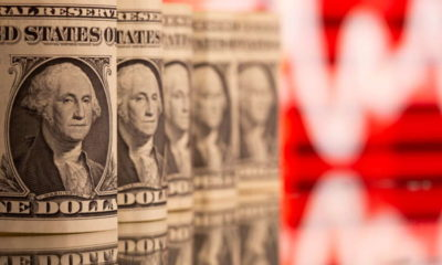 Dollar gains as U.S. growth seen likely to outperform 5