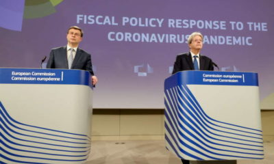 EU should keep borrowing limits suspended in 2022 - Commission 17