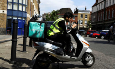Deliveroo to deliver $7 billion dual-class London listing 6